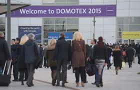 Výstava Domotex v Hannoveri