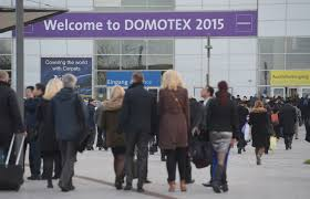 Domotex, Hannover exhibition